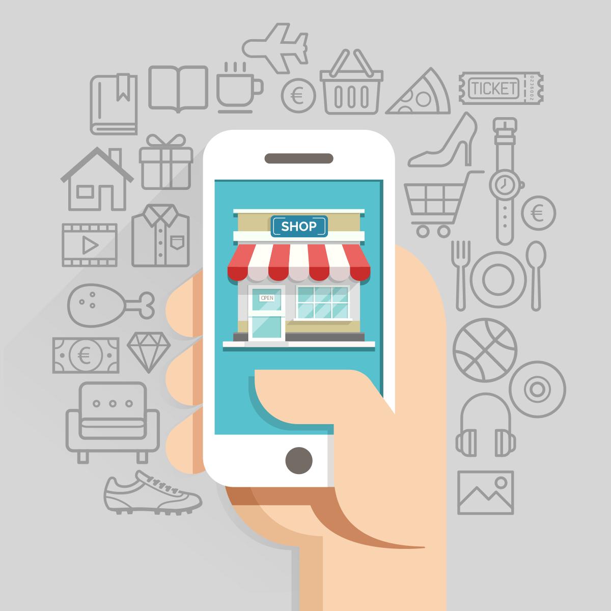 Die Schnittstelle zwischen B2B-Shop und Warenwirtschaft