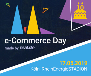 e-Commerce Day: Curtain up for the showroom